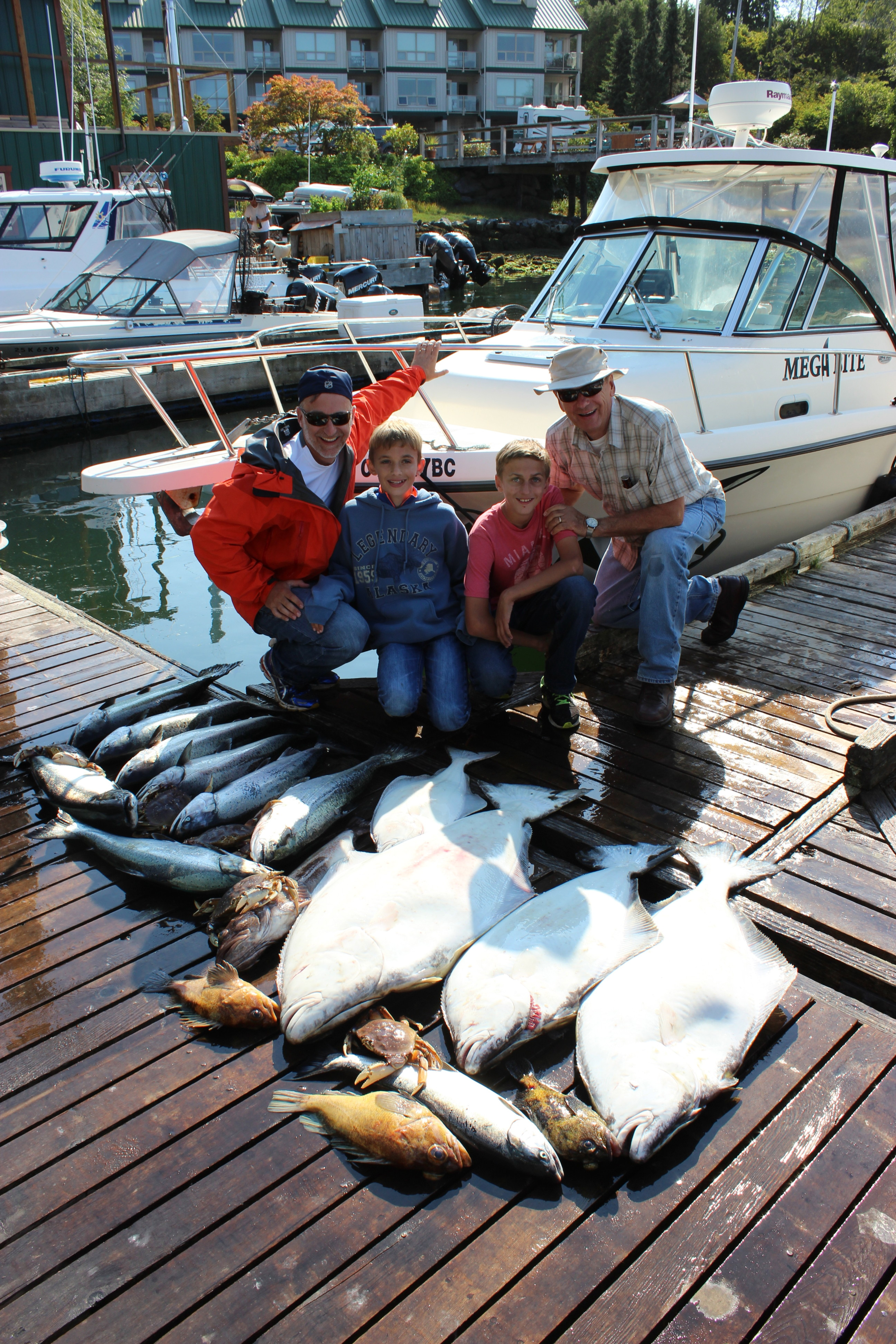 how to halibut fish in bc